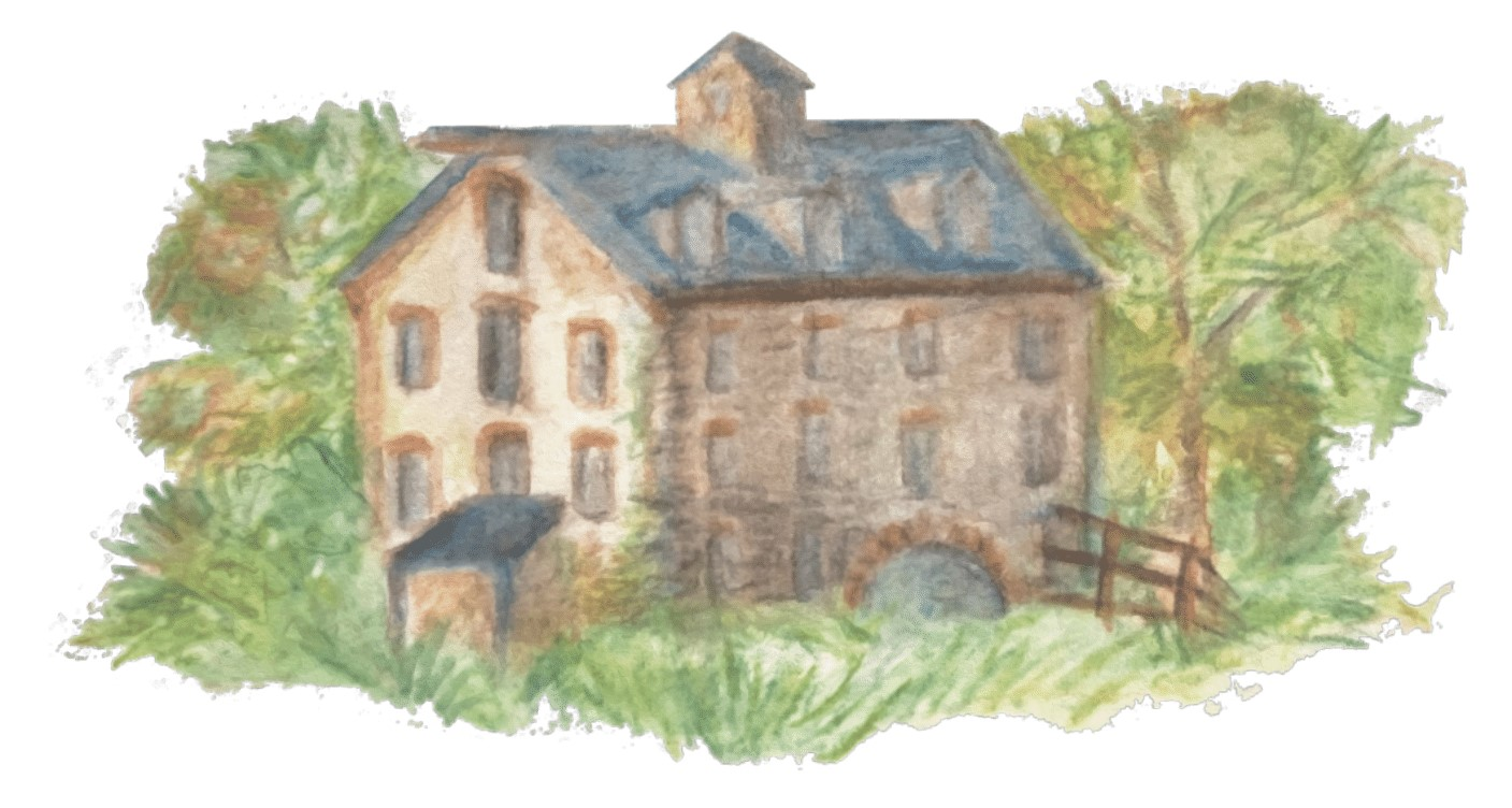 Sketch of The Mill